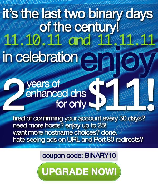 No ip coupon code